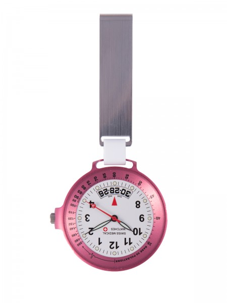 Reloj Swiss Medical Care Line Rosa